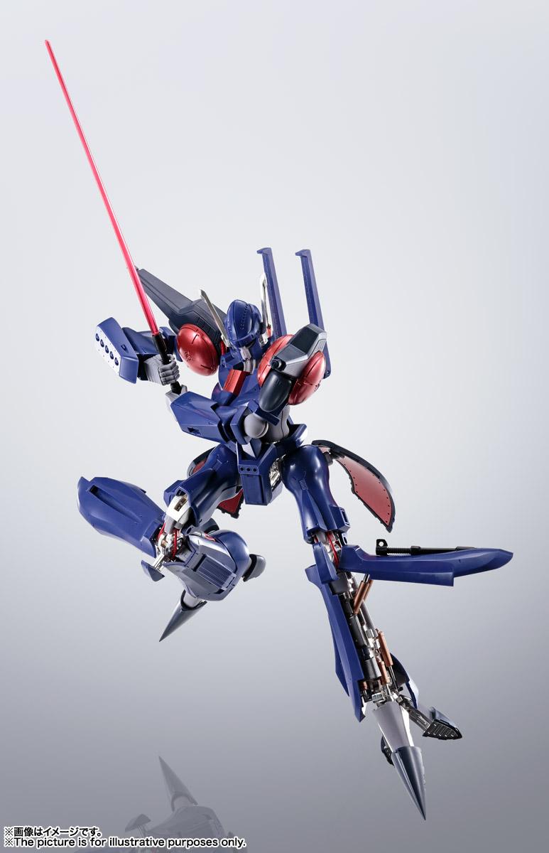 HI-METAL R『バッシュ』重戦機エルガイム 可動フィギュア-006