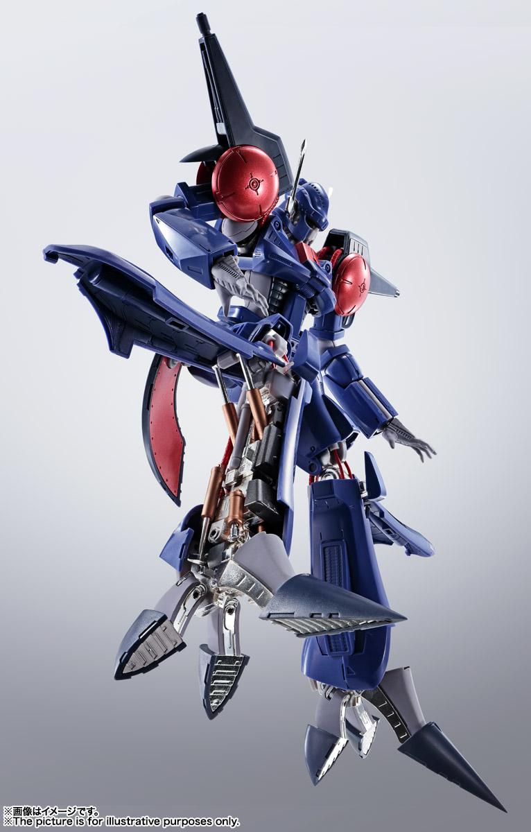 HI-METAL R『バッシュ』重戦機エルガイム 可動フィギュア-007