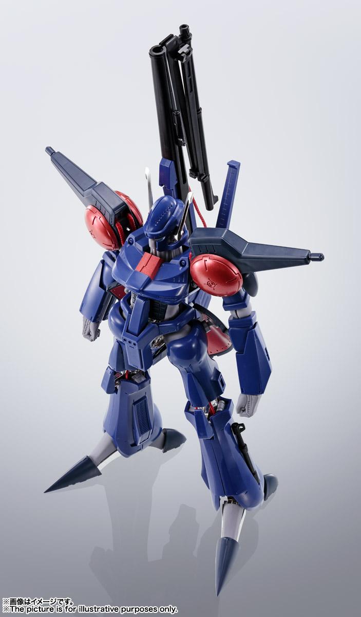HI-METAL R『バッシュ』重戦機エルガイム 可動フィギュア-009