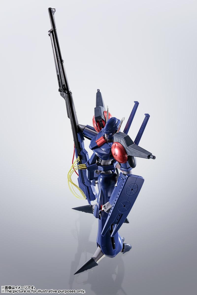 HI-METAL R『バッシュ』重戦機エルガイム 可動フィギュア-010