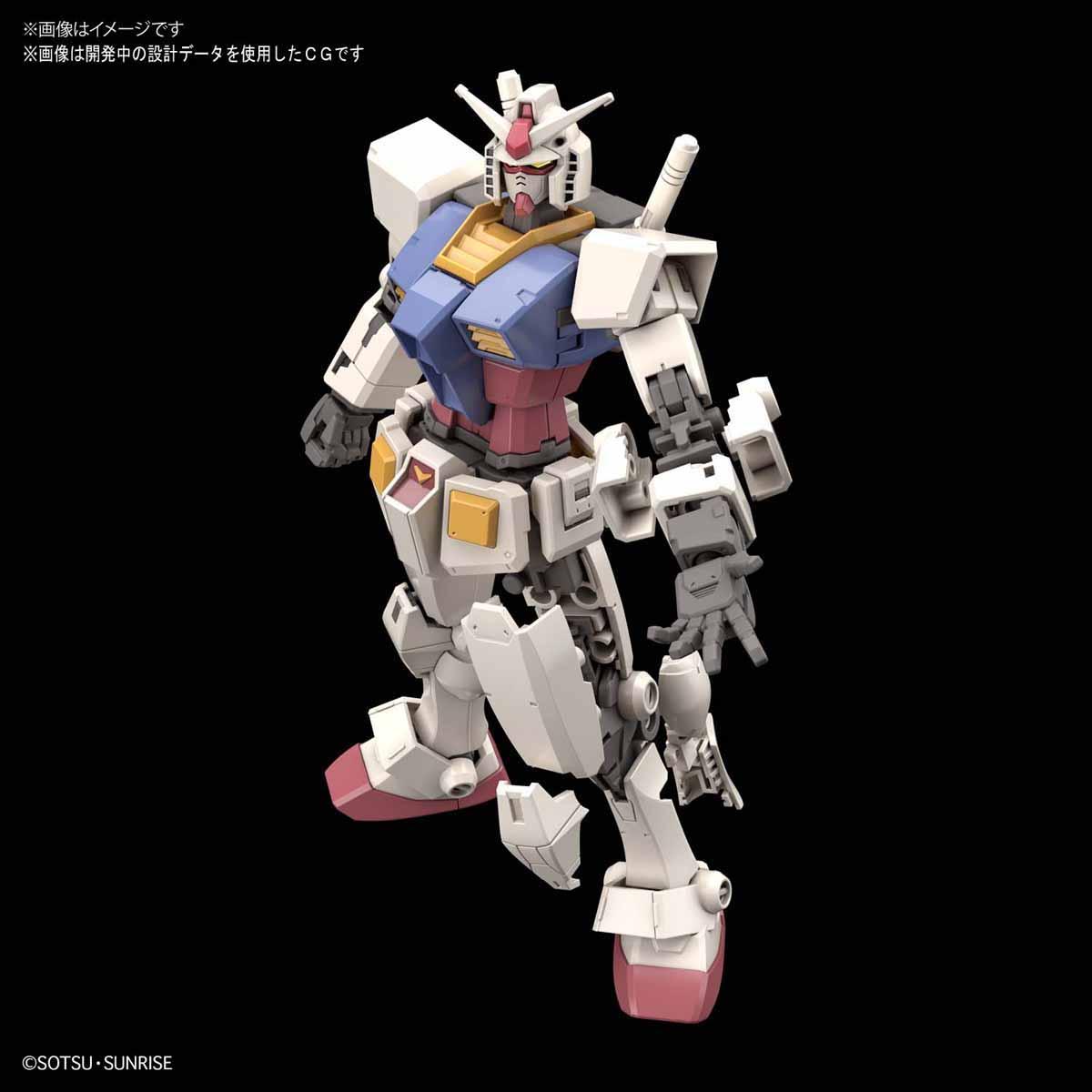 【再販】HG 1/144『RX-78-2 ガンダム[BEYOND GLOBAL]』プラモデル-001