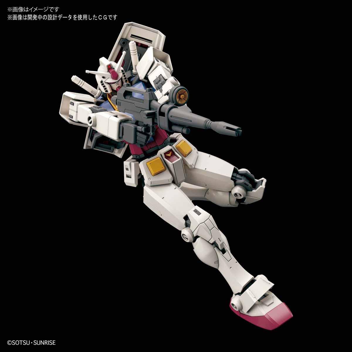 【再販】HG 1/144『RX-78-2 ガンダム[BEYOND GLOBAL]』プラモデル-002