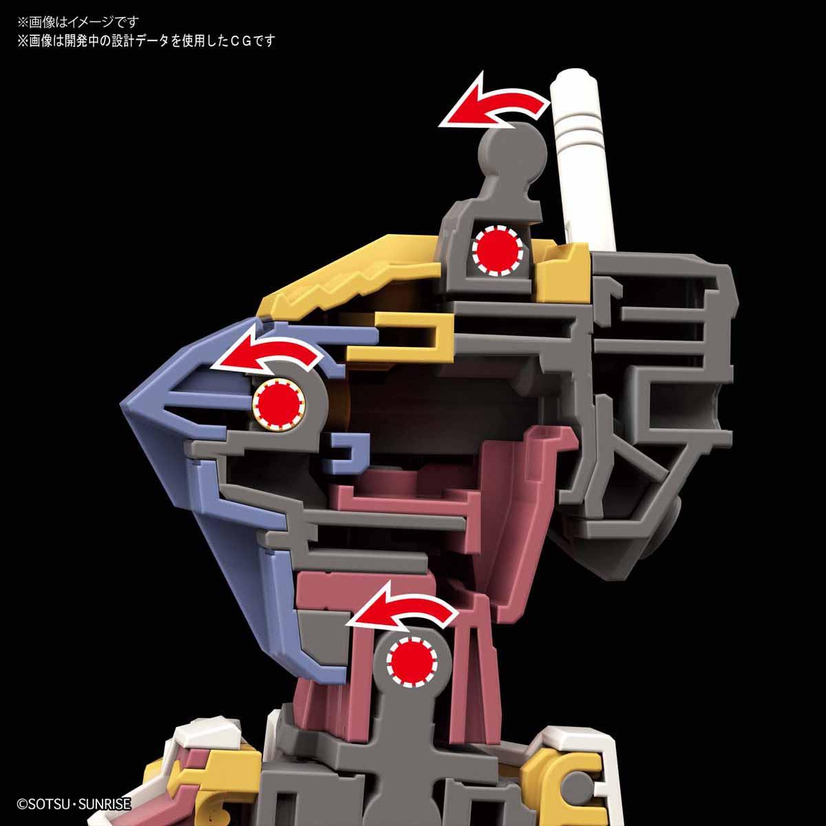 【再販】HG 1/144『RX-78-2 ガンダム[BEYOND GLOBAL]』プラモデル-003