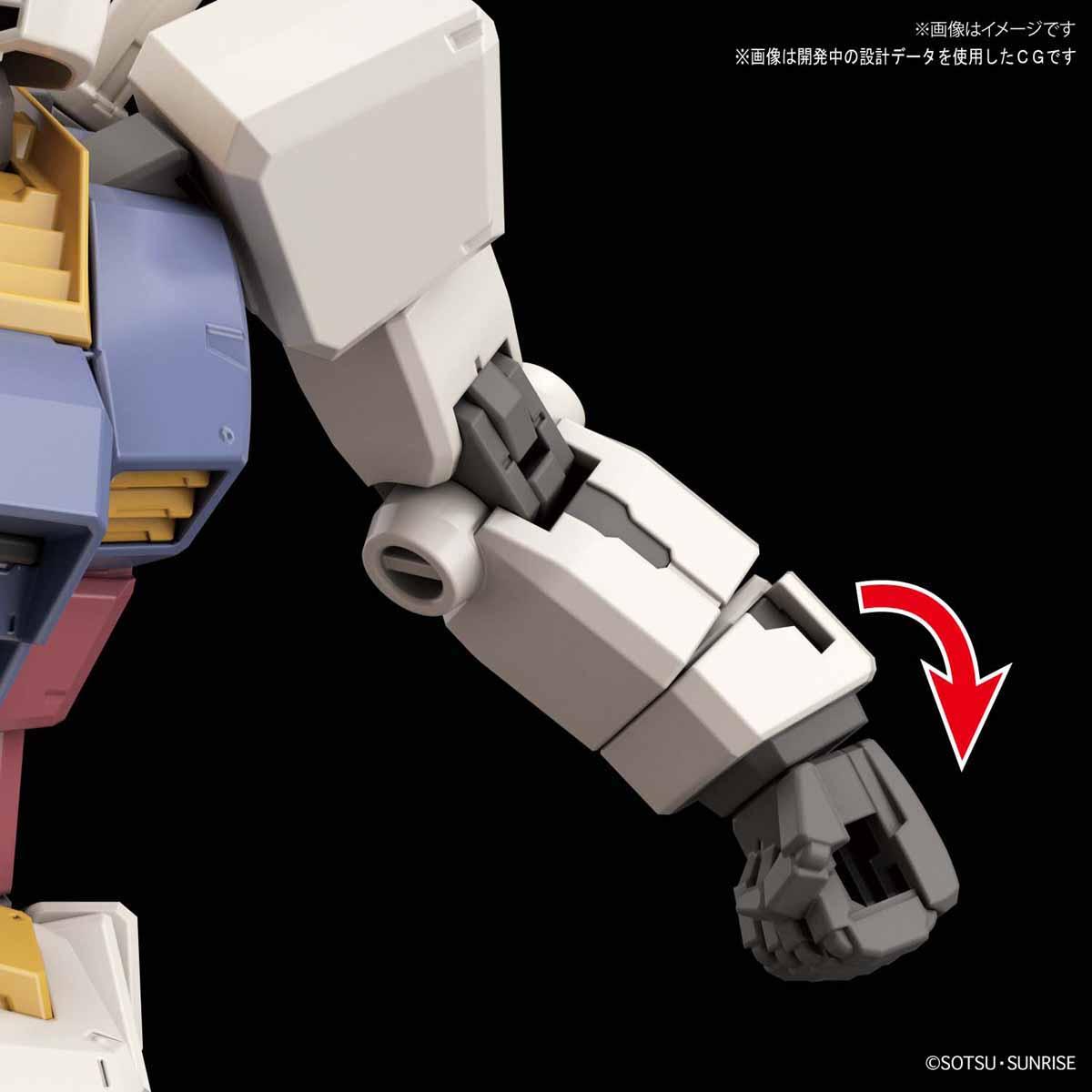 【再販】HG 1/144『RX-78-2 ガンダム[BEYOND GLOBAL]』プラモデル-006