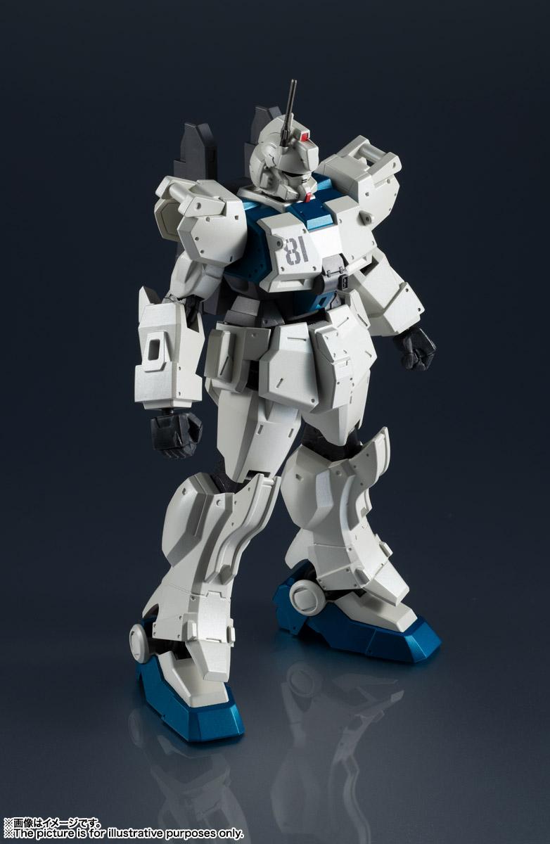 GUNDAM UNIVERSE『RX-79[G]Ez-8 GUNDAM Ez8』ガンダムEz8 可動フィギュア-004