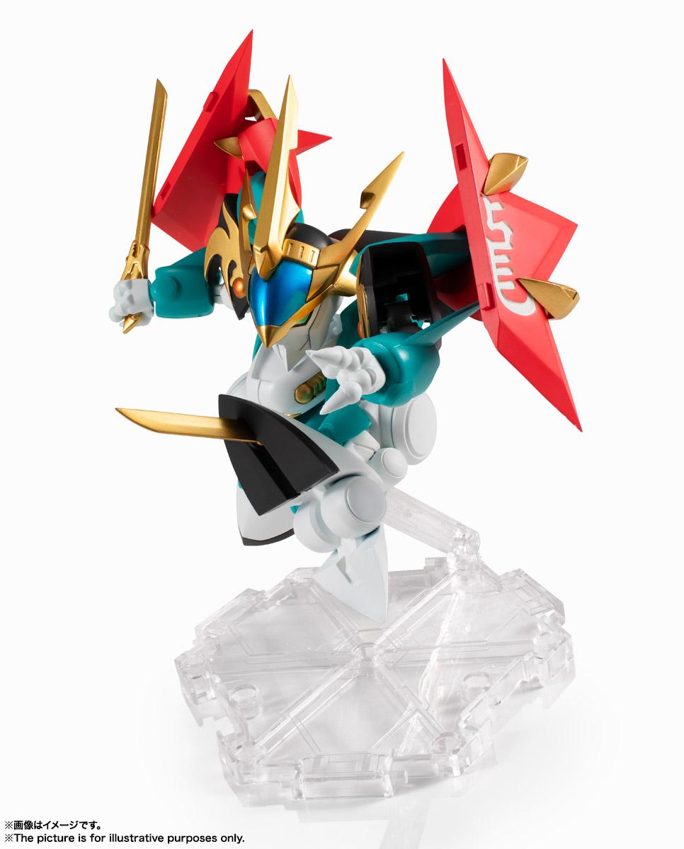NXEDGE STYLE[MASHIN UNIT]『幻龍丸』魔神英雄伝ワタル 可動フィギュア-005