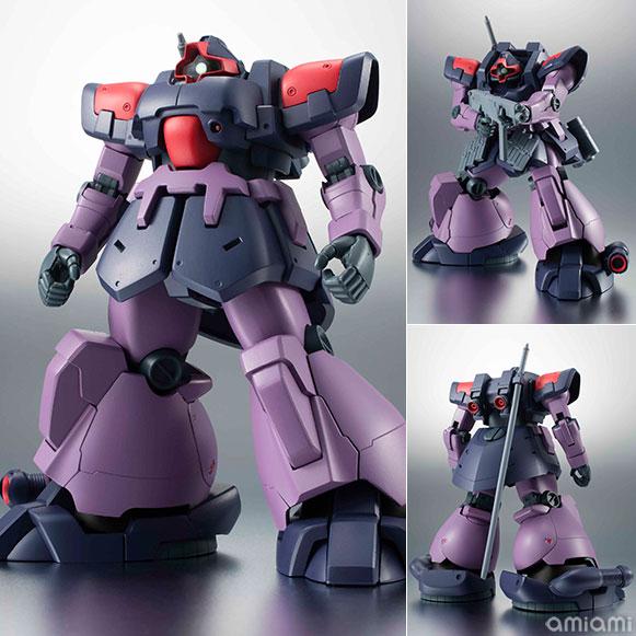 【再販】ROBOT魂〈SIDE MS〉『MS-09F/TROP ドム・トローペン ver. A.N.I.M.E.』ガンダム0083 可動フィギュア