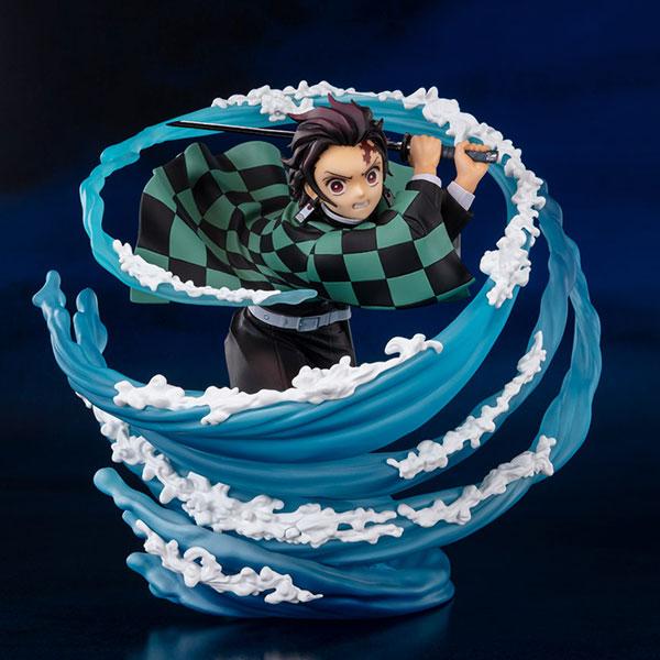 フィギュアーツZERO『竈門炭治郎 -水の呼吸-』鬼滅の刃 完成品フィギュア