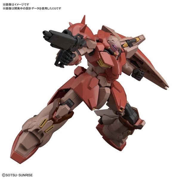 HGUC 1/144『メッサー(仮)』機動戦士ガンダム 閃光のハサウェイ プラモデル