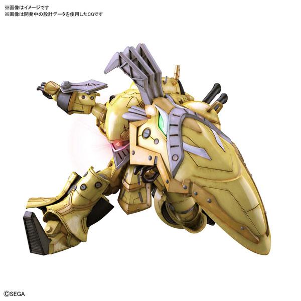 HG 1/24『霊子戦闘機・無限(望月あざみ機)』新サクラ大戦 プラモデル