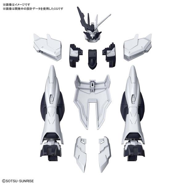 HGBD:R 1/144『敵ガンダム新外装アイテム』ガンダムビルドダイバーズRe:RISE プラモデル