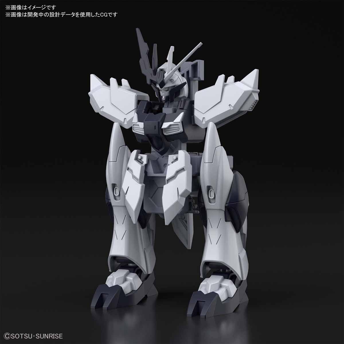 HGBD:R 1/144『敵ガンダム新外装アイテム』ガンダムビルドダイバーズRe:RISE プラモデル-002
