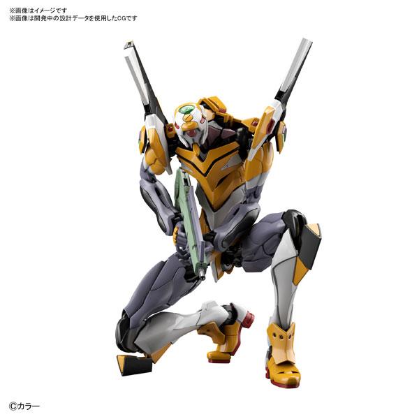 RG『汎用ヒト型決戦兵器 人造人間エヴァンゲリオン試作零号機』プラモデル