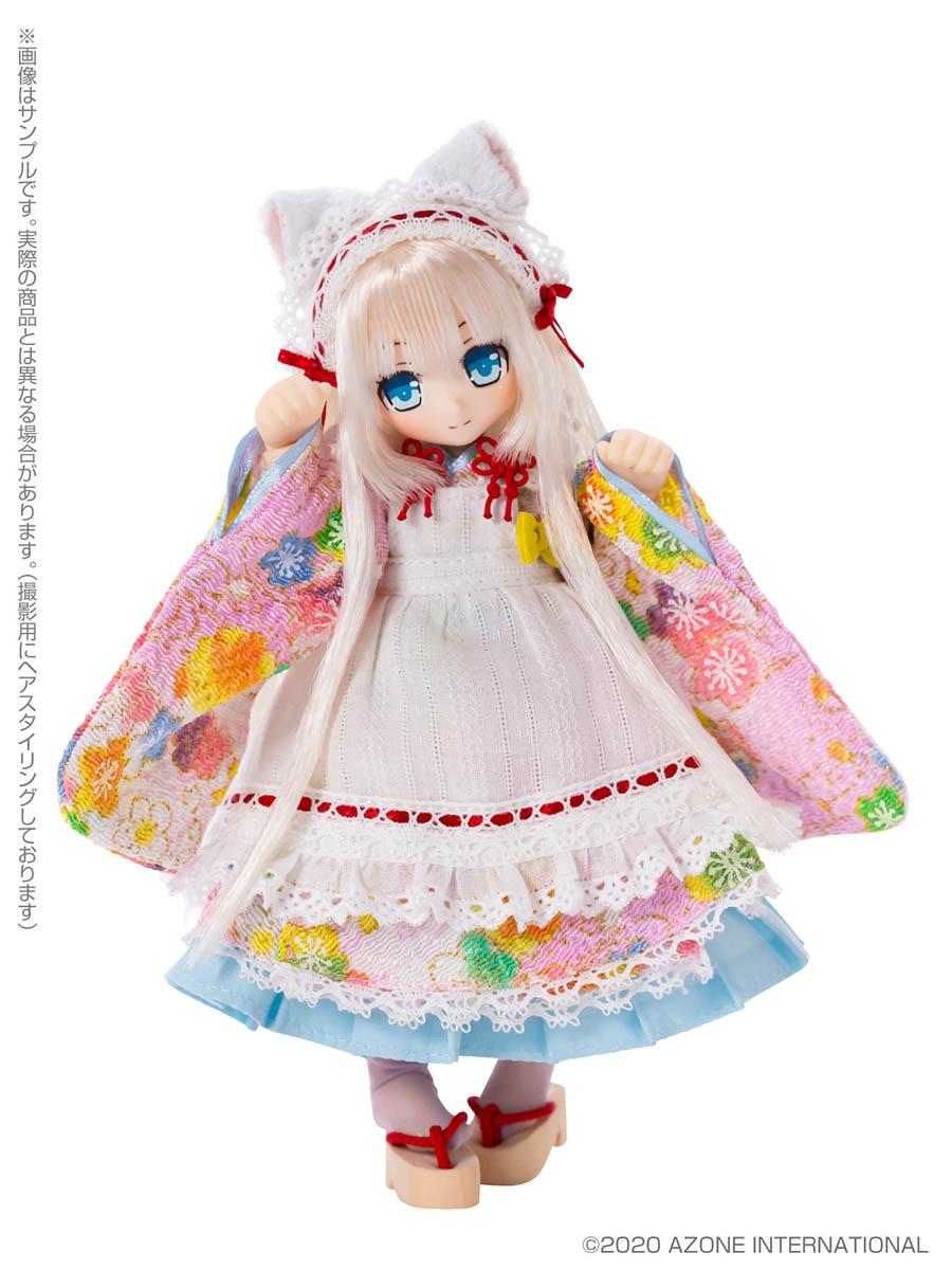 Lil'Fairy ~子猫の手も借りたい?~『ハーミア』1/12 完成品ドール-001