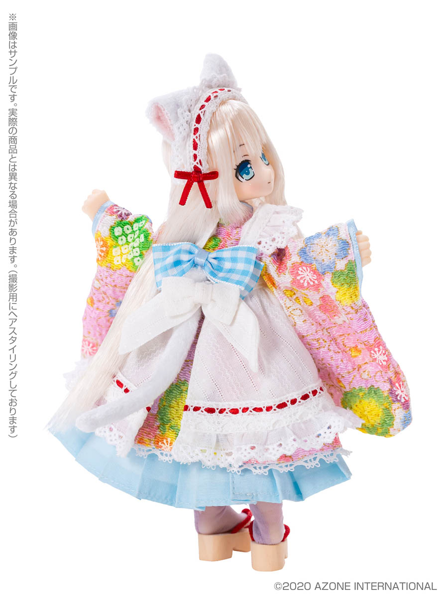 Lil'Fairy ~子猫の手も借りたい?~『ハーミア』1/12 完成品ドール-002