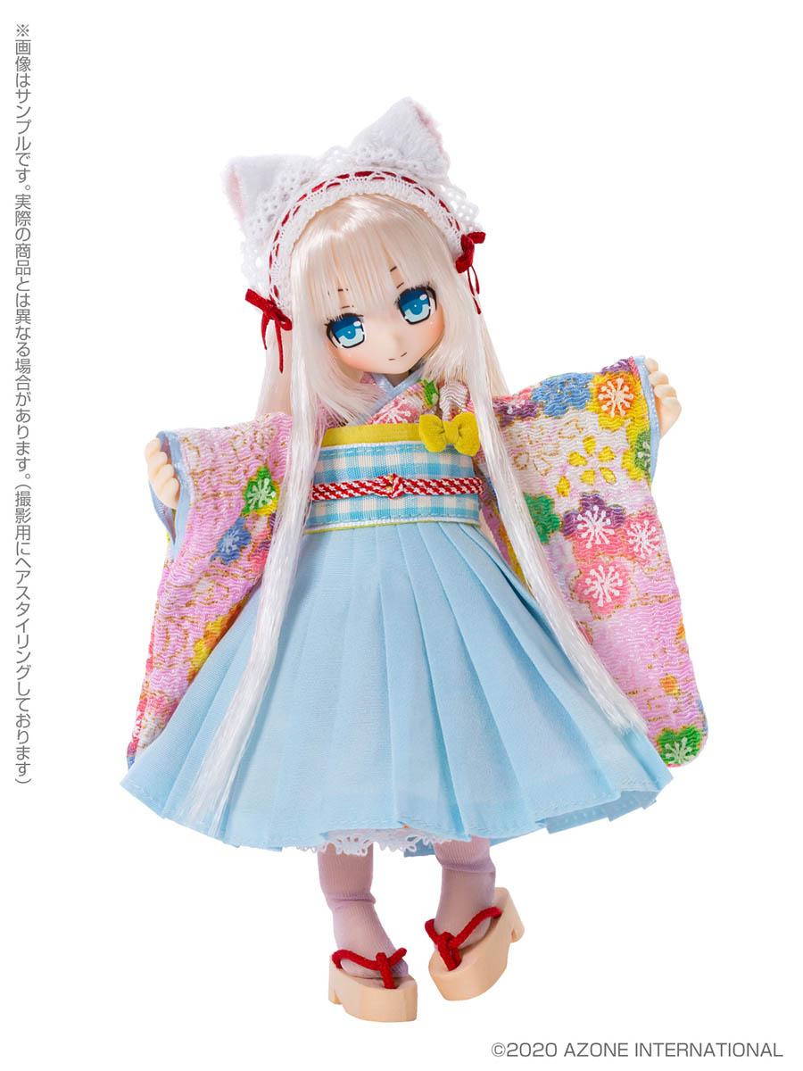 Lil'Fairy ~子猫の手も借りたい?~『ハーミア』1/12 完成品ドール-003