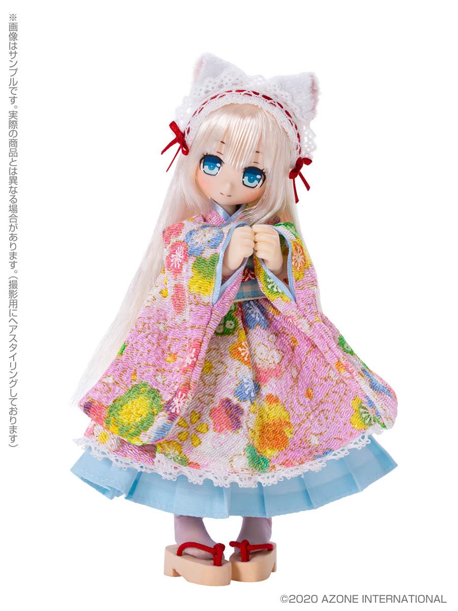 Lil'Fairy ~子猫の手も借りたい?~『ハーミア』1/12 完成品ドール-004