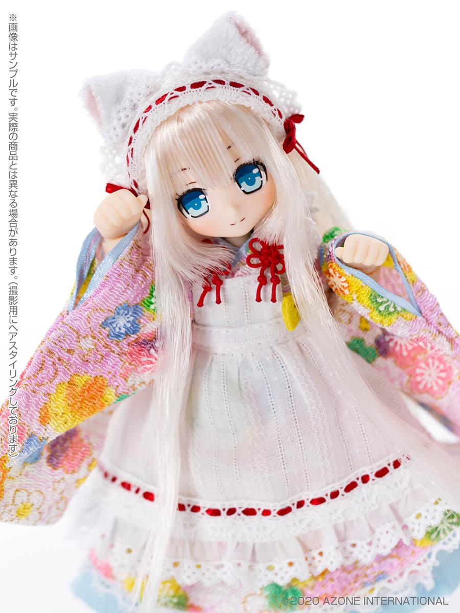Lil'Fairy ~子猫の手も借りたい?~『ハーミア』1/12 完成品ドール-006