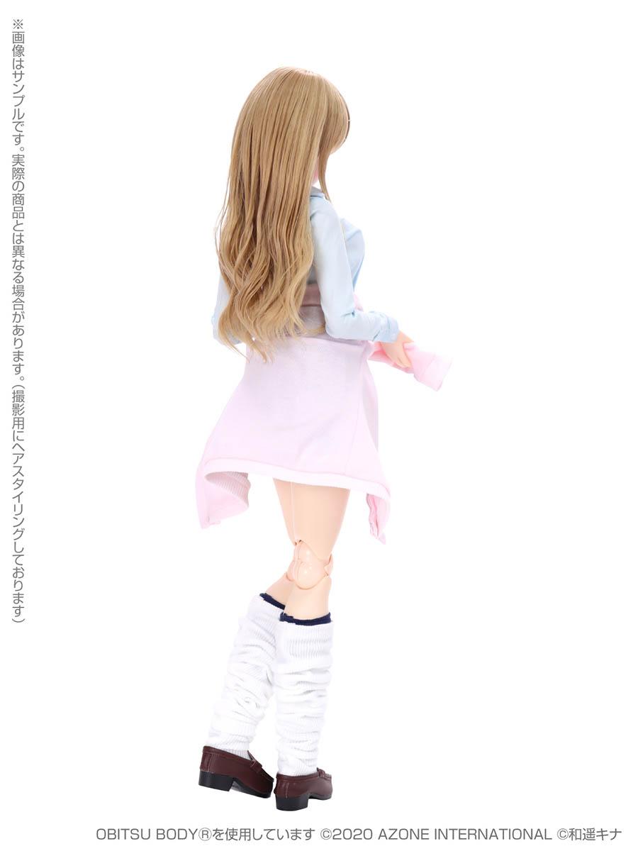 Happiness Clover『和遥キナ学校制服コレクション / ゆい(白肌の小悪魔ver.)』1/3 完成品ドール-003