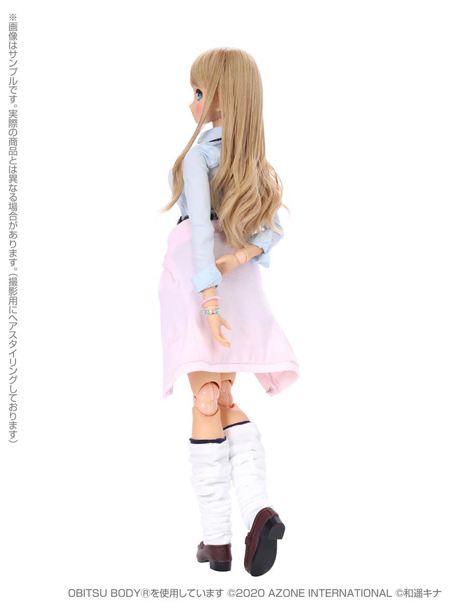 Happiness Clover『和遥キナ学校制服コレクション / ゆい(白肌の小悪魔ver.)』1/3 完成品ドール-011