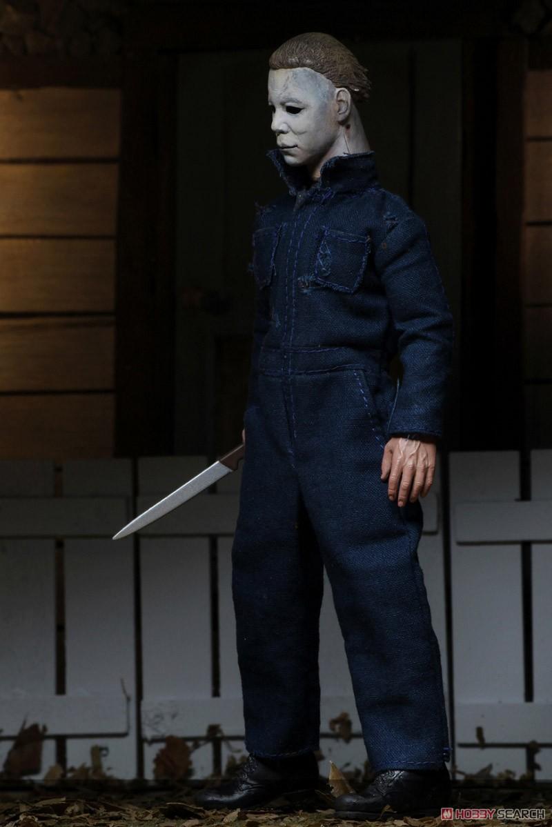 8インチ アクションドール『ブギーマン/マイケル・マイヤーズ』ハロウィンII 完成品ドール-012