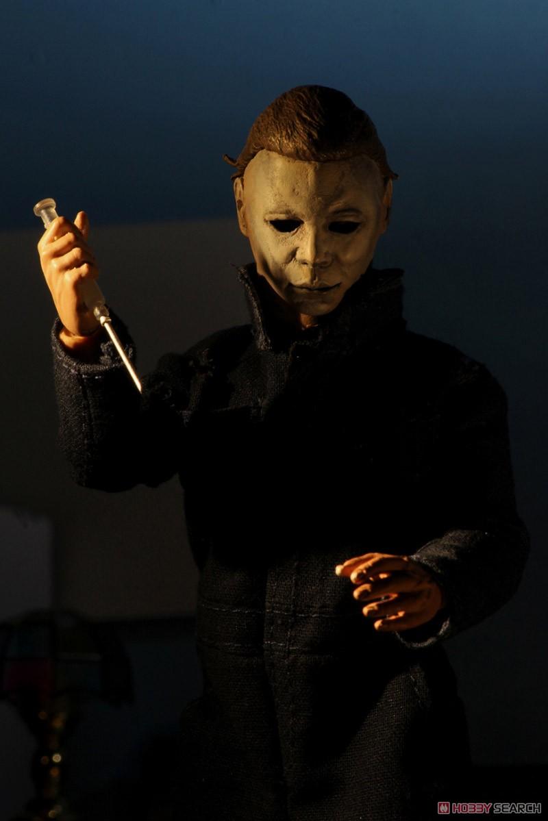 8インチ アクションドール『ブギーマン/マイケル・マイヤーズ』ハロウィンII 完成品ドール-015