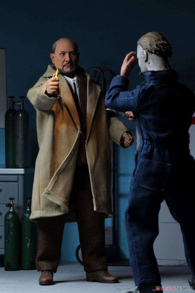 8インチ アクションドール『ブギーマン/マイケル・マイヤーズ』ハロウィンII 完成品ドール-025