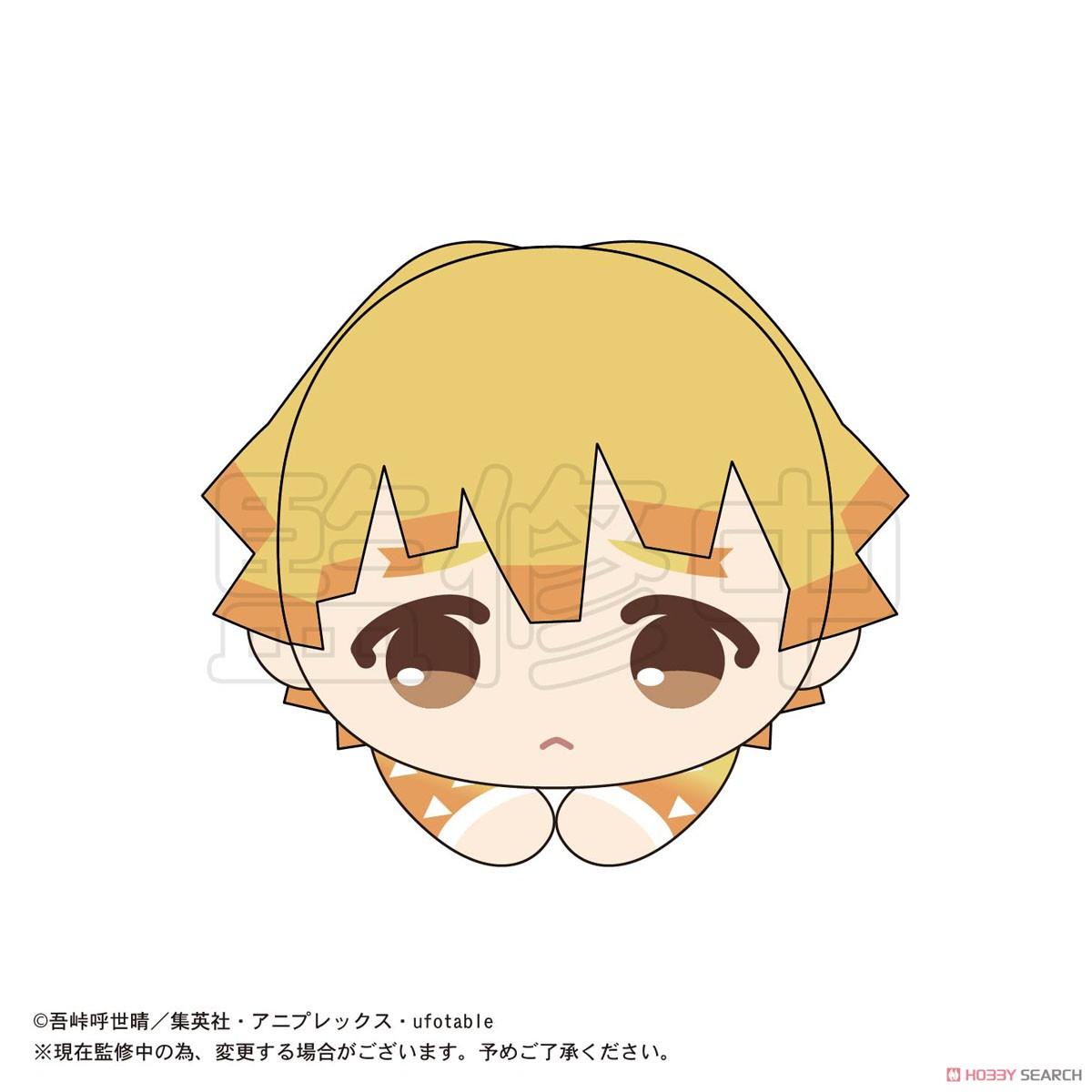 鬼滅の刃『はぐキャラコレクション』6個入りBOX-003