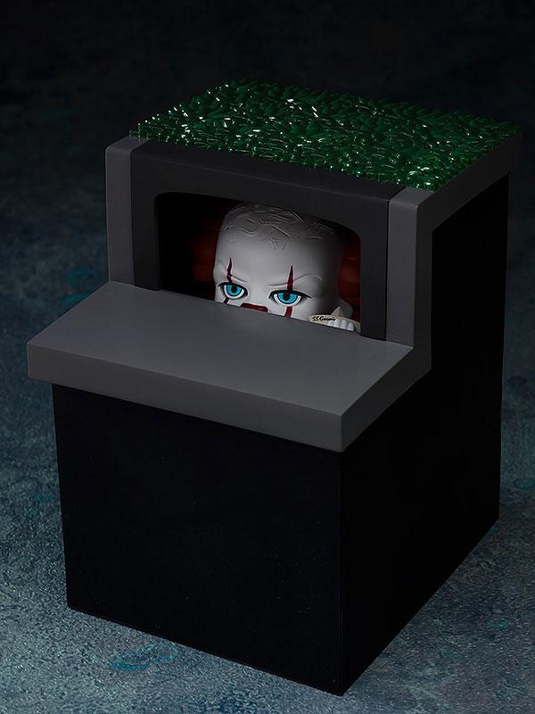ねんどろいど『ペニーワイズ』IT/イット 可動フィギュア-002