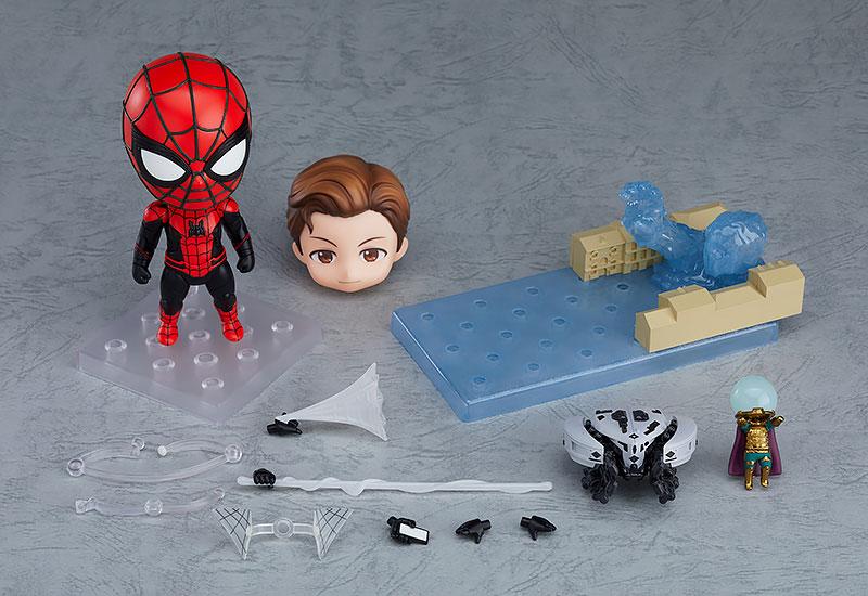 ねんどろいど『スパイダーマン ファー・フロム・ホーム Ver. DX』可動フィギュア-001