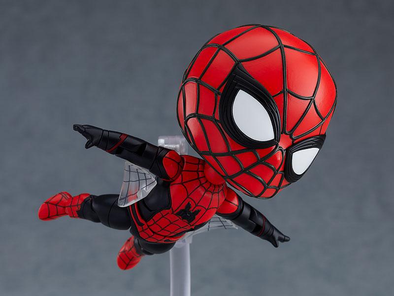 ねんどろいど『スパイダーマン ファー・フロム・ホーム Ver. DX』可動フィギュア-003