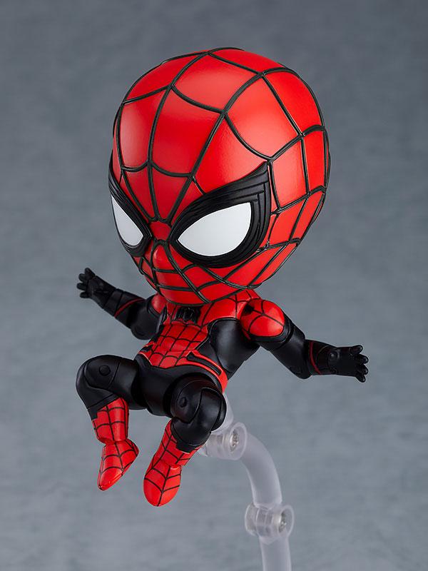 ねんどろいど『スパイダーマン ファー・フロム・ホーム Ver. DX』可動フィギュア-004