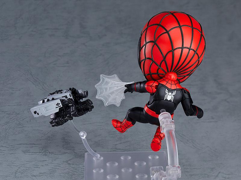ねんどろいど『スパイダーマン ファー・フロム・ホーム Ver. DX』可動フィギュア-007