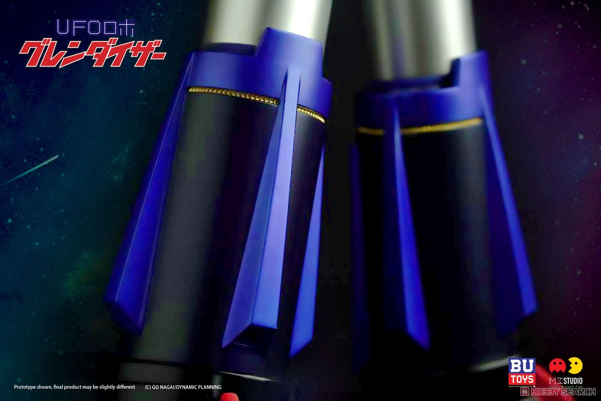 60cmソフビ『UFOロボ グレンダイザー』フィギュア-005