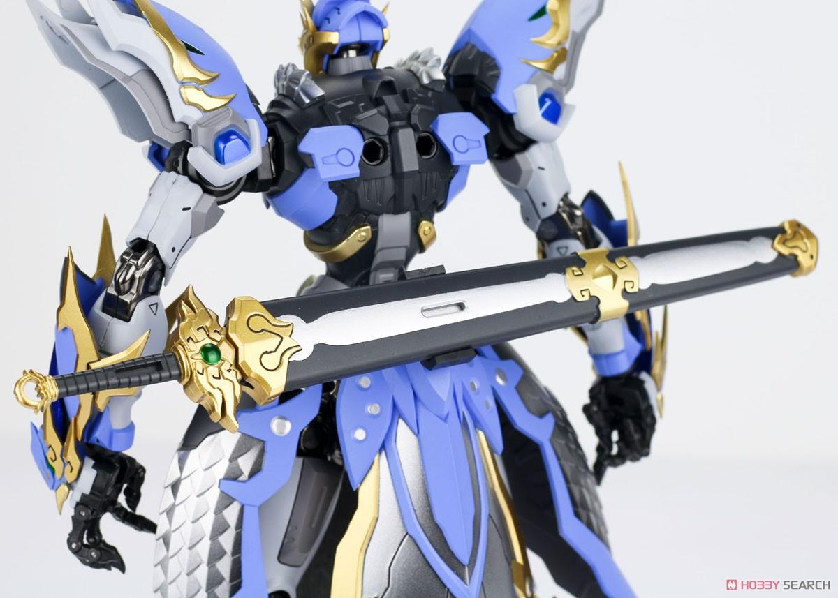 三国猛将シリーズ『趙雲子龍』可動フィギュア-031