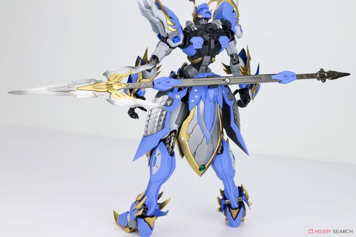 三国猛将シリーズ『趙雲子龍』可動フィギュア-033