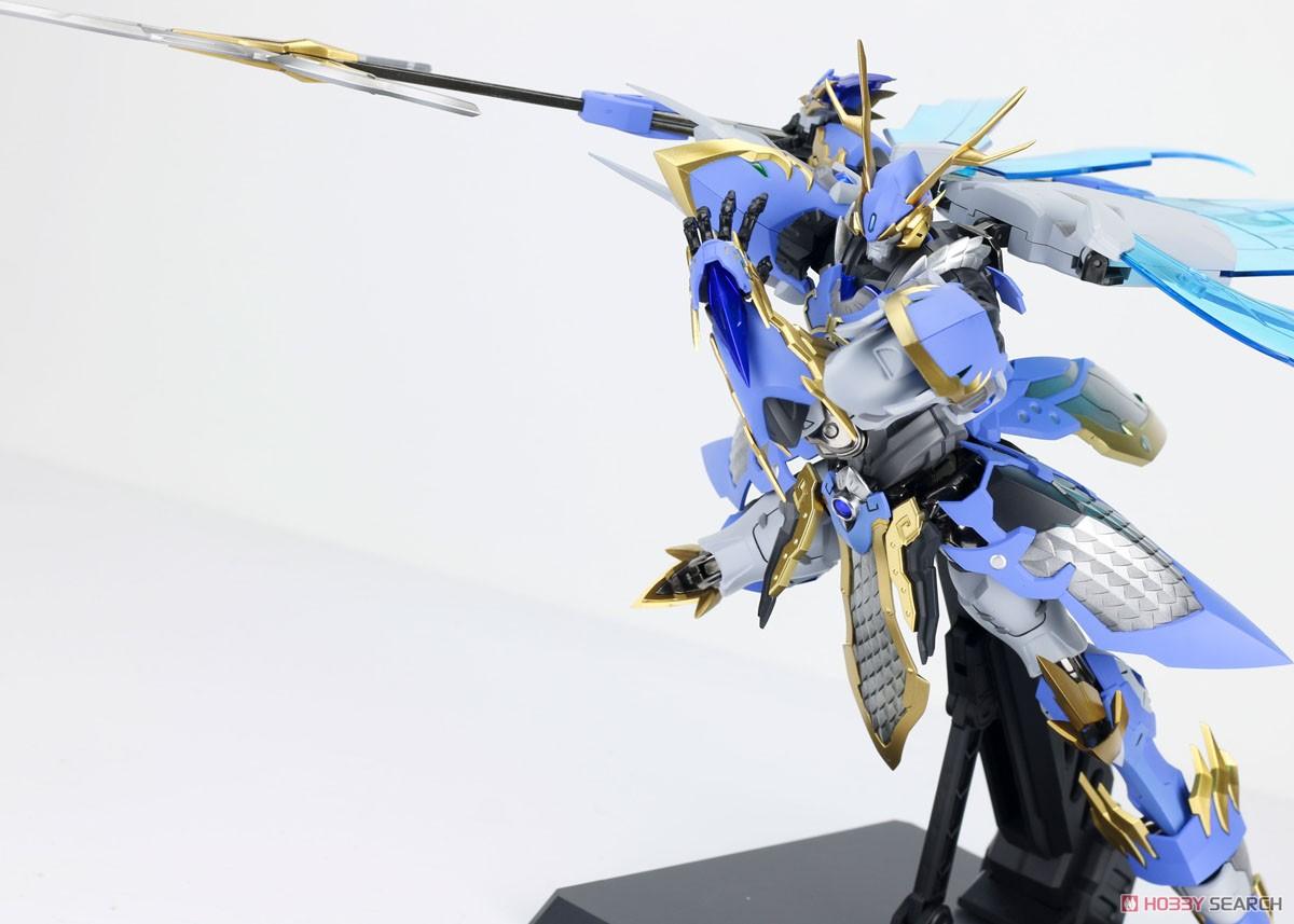三国猛将シリーズ『趙雲子龍』可動フィギュア-034
