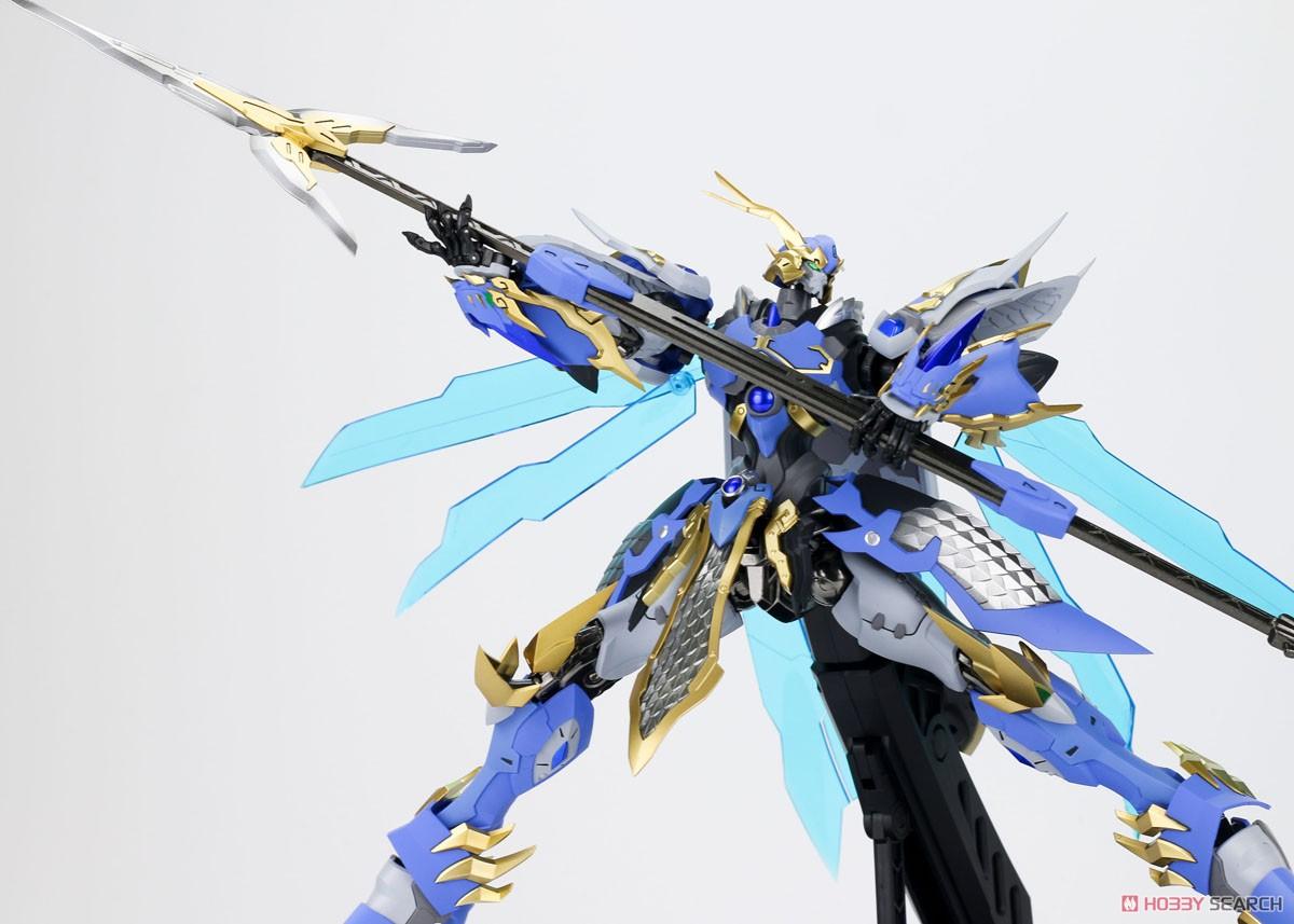 三国猛将シリーズ『趙雲子龍』可動フィギュア-038