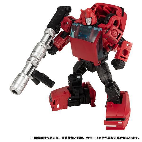 【限定販売】トランスフォーマー アースライズ『ER EX-05 クリフジャンパー』可変可動フィギュア
