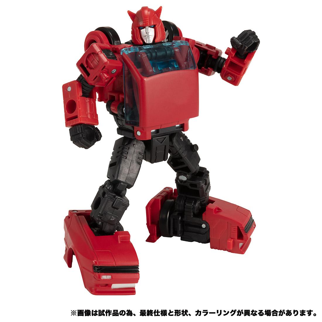 【限定販売】トランスフォーマー アースライズ『ER EX-05 クリフジャンパー』可変可動フィギュア-003