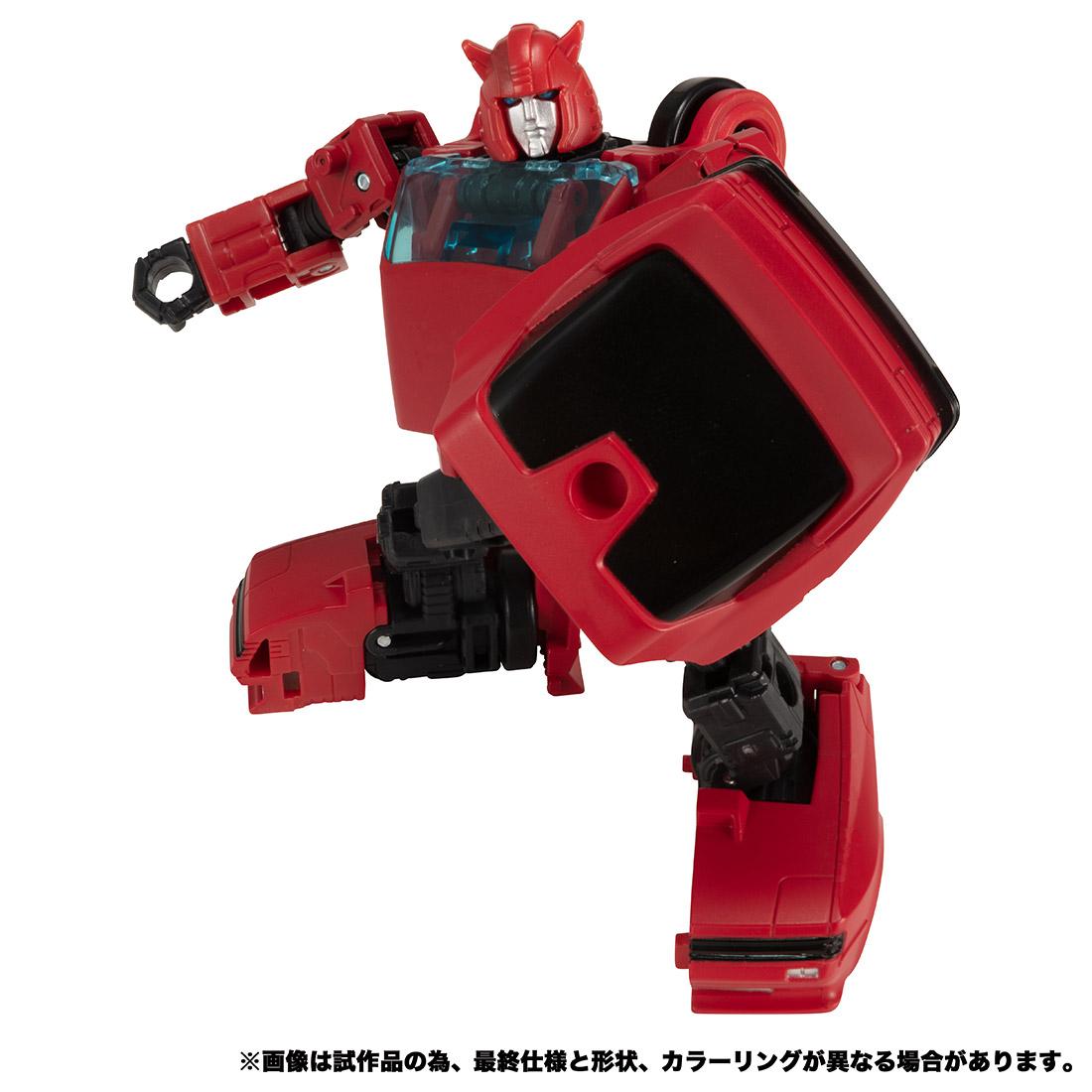 【限定販売】トランスフォーマー アースライズ『ER EX-05 クリフジャンパー』可変可動フィギュア-005