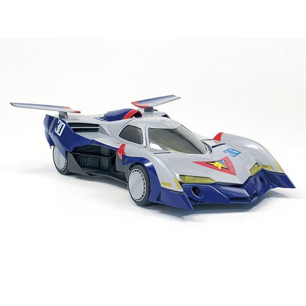 サイバーフォーミュラ No.23『アスラーダG.S.X エアロモード』 1/24 プラモデル