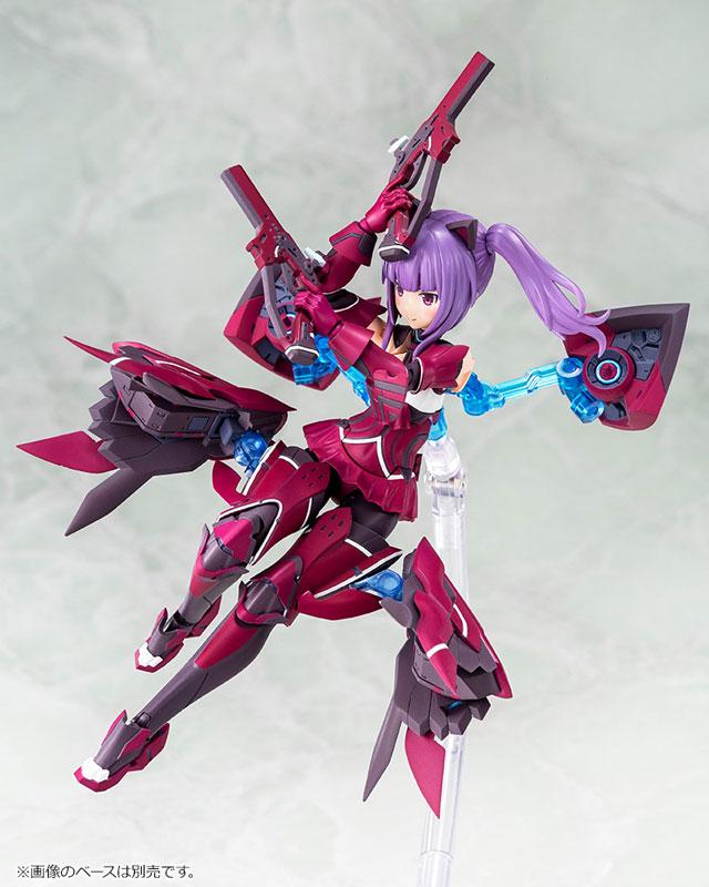 メガミデバイス × アリス・ギア・アイギス『一条綾香』プラモデル-004