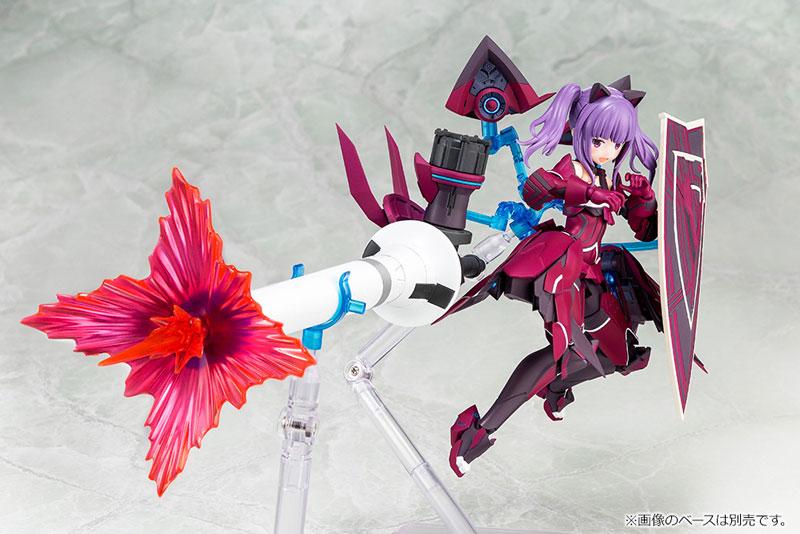 メガミデバイス × アリス・ギア・アイギス『一条綾香』プラモデル-007