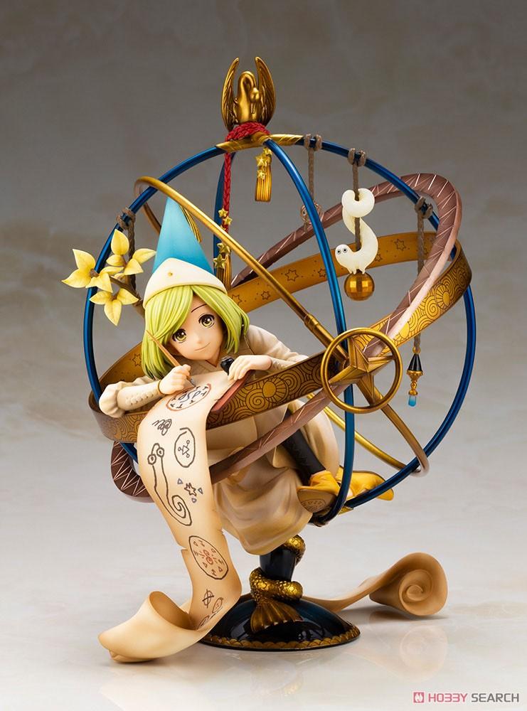 とんがり帽子のアトリエ『ココ』1/8 完成品フィギュア-001