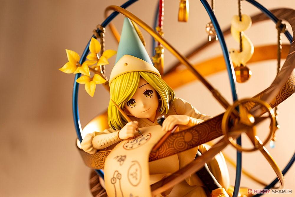 とんがり帽子のアトリエ『ココ』1/8 完成品フィギュア-015