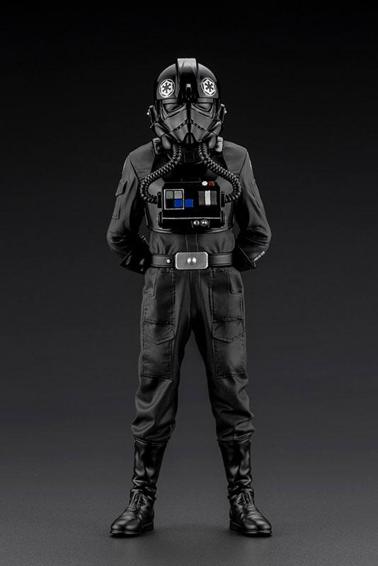 ARTFX+『タイ・ファイター・パイロット』スター・ウォーズ 1/10 簡易組立キット-001