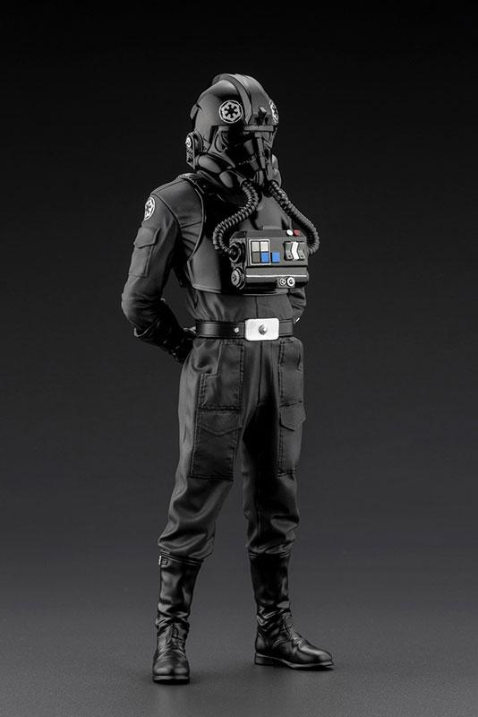 ARTFX+『タイ・ファイター・パイロット』スター・ウォーズ 1/10 簡易組立キット-002