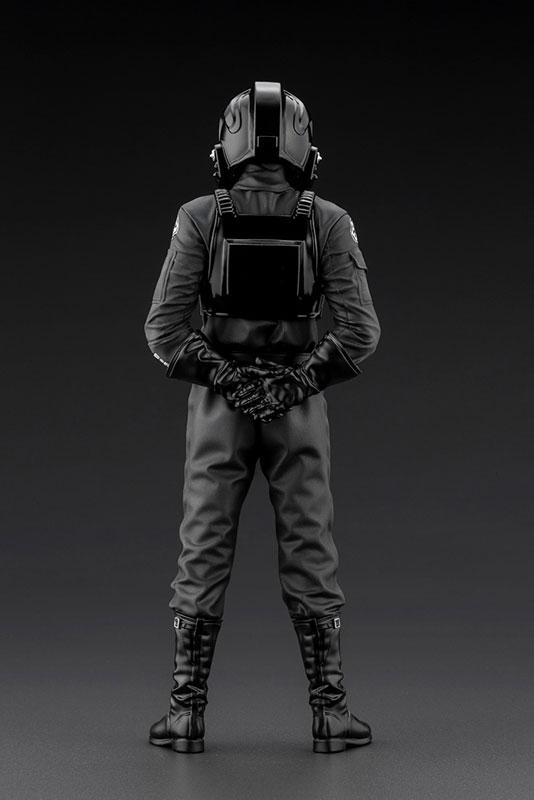 ARTFX+『タイ・ファイター・パイロット』スター・ウォーズ 1/10 簡易組立キット-004