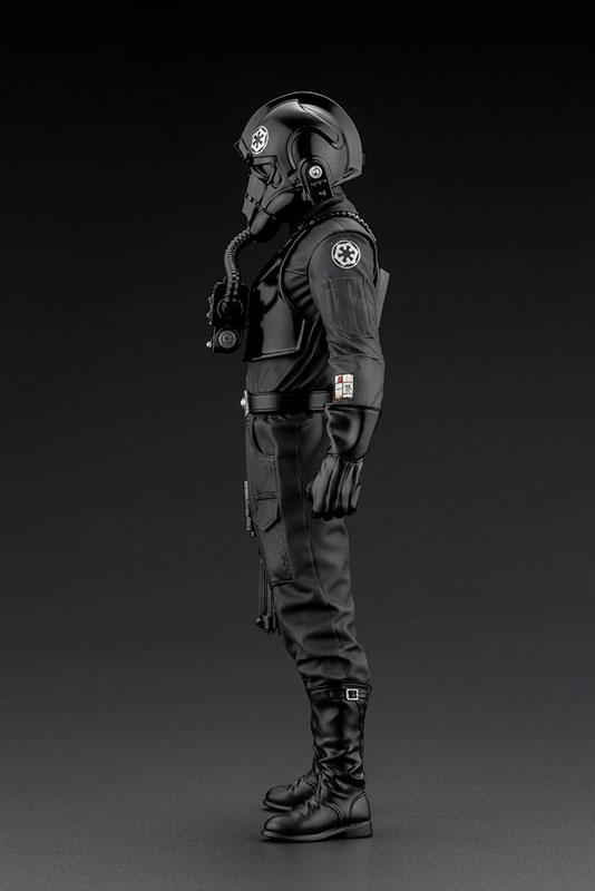 ARTFX+『タイ・ファイター・パイロット』スター・ウォーズ 1/10 簡易組立キット-008